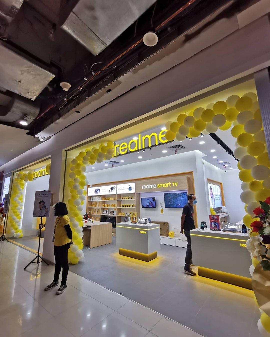 Sudah Buka Realme Store Service Center Solo Paragon Mall Update Solo Info